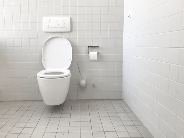 Can I use a drain cleaner in my toilet?